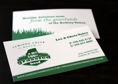 Business Cards & Stationery »